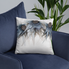 Load image into Gallery viewer, Basic Pillow:  Bleu Hens
