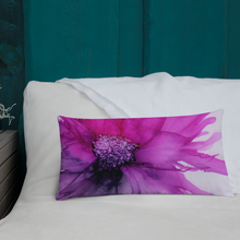 Load image into Gallery viewer, Premium Pillow:  Lady Magenta