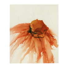 Load image into Gallery viewer, Throw Blanket:  Tangerine Tutu