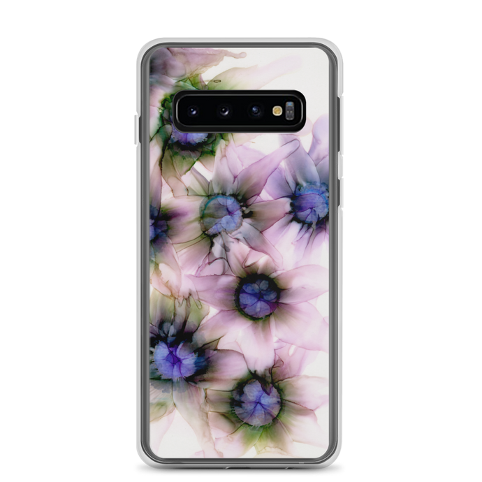 Samsung Case:  Lavender Lights