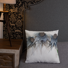 Load image into Gallery viewer, Premium Pillow:  Bleu Hens