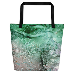 Tote with pocket:  Tofino by Boat
