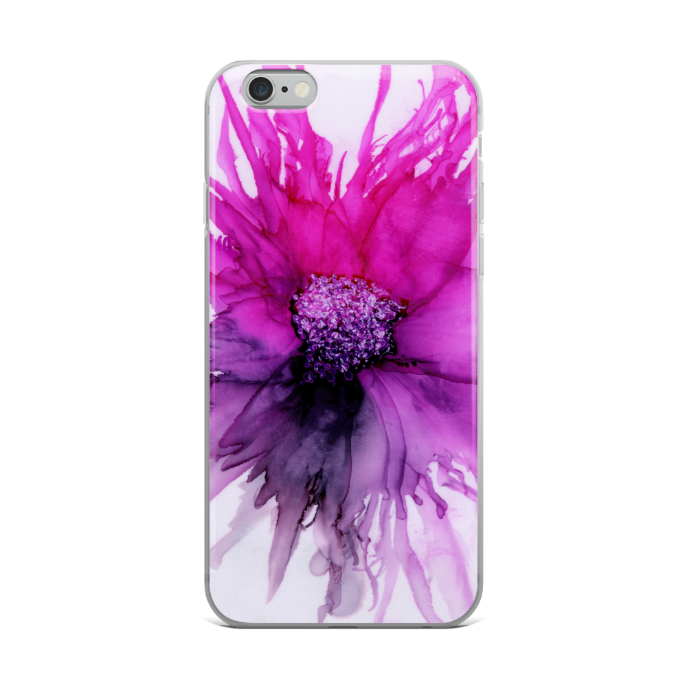 iPhone Case:  Lady Magenta