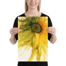 Load image into Gallery viewer, Unframed Poster:  September Sunflower