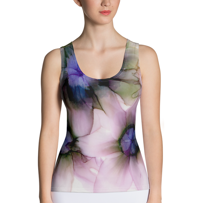 Tank Top:  Lavender Lights