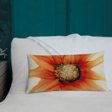 Load image into Gallery viewer, Premium Pillow:  Mandarin Orange