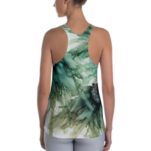Load image into Gallery viewer, Women's Racerback Tank:  Three Sisters