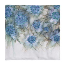 Load image into Gallery viewer, Premium Pillow Case:  Blue Rhapsody