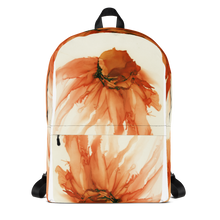 Load image into Gallery viewer, Backpack:  Tangerine Tutu