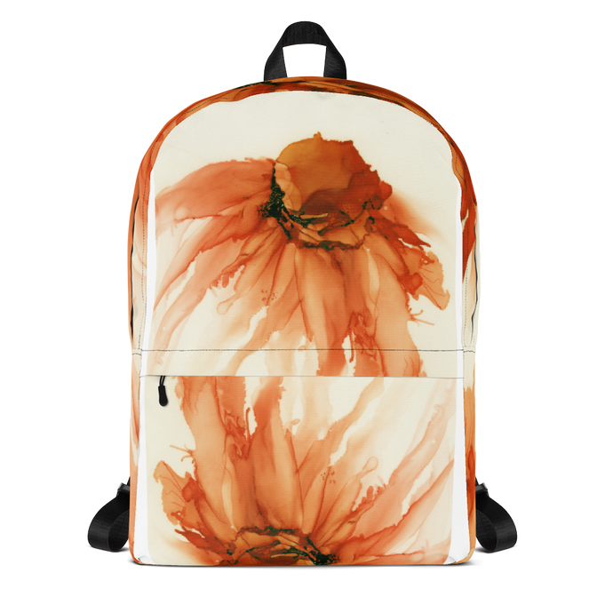 Backpack:  Tangerine Tutu