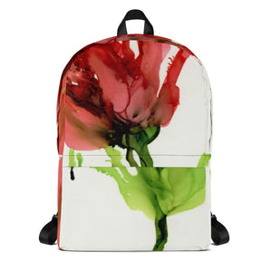 Backpack:  Floppy Poppy