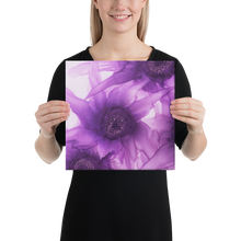 Load image into Gallery viewer, Canvas:  Purple Phaze
