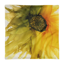 Load image into Gallery viewer, Premium Pillow Case:  September Sunflower