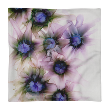 Load image into Gallery viewer, Premium Pillow Case:  Lavender Lights