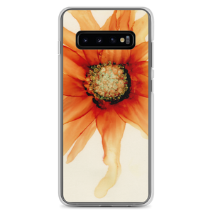 Samsung Case:  Mandarin Orange