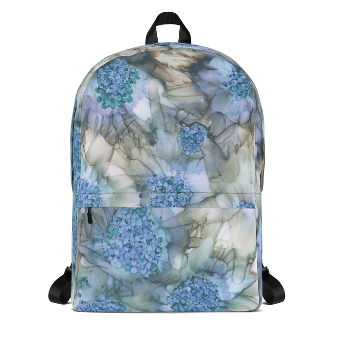 Backpack:   Blue Rhapsody