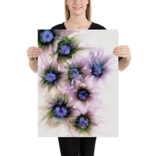 Load image into Gallery viewer, Unframed Poster:  Lavender Lights