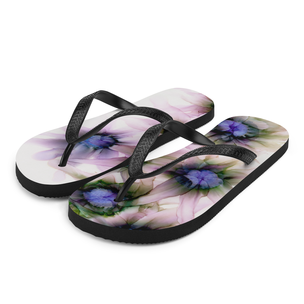 Flip-Flops:  Lavender Lights
