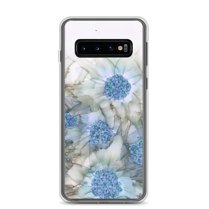 Samsung Case:  Blue Rhapsody