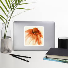 Load image into Gallery viewer, Bubble-free stickers:  Tangerine Tutu