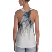 Load image into Gallery viewer, Women's Racerback Tank:  Bleu Hens