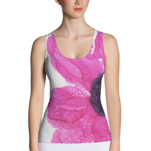 Load image into Gallery viewer, Tank Top:  Dewy Blossom