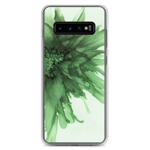 Samsung Case:  Green Queen