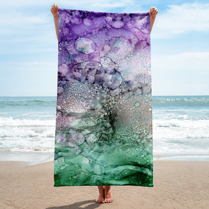 Towel:  Tofino by Boat