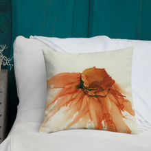 Load image into Gallery viewer, Premium Pillow:  Tangerine Tutu