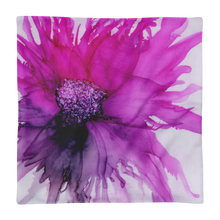 Load image into Gallery viewer, Premium Pillow Case:  Lady Magenta