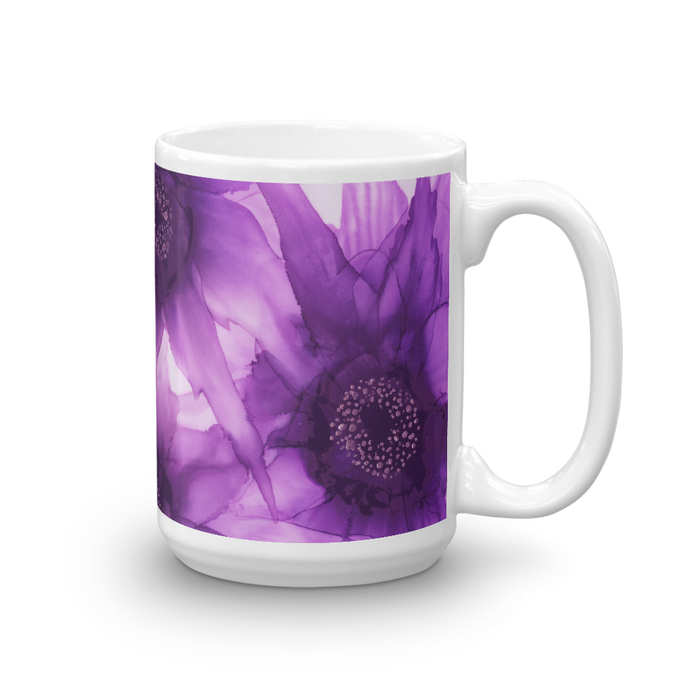 Mug:  Purple Phaze