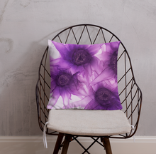 Load image into Gallery viewer, Premium Pillow:  Purple Phaze