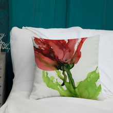 Load image into Gallery viewer, Premium Pillow:  Floppy Poppy