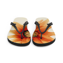 Load image into Gallery viewer, Flip-Flops:  Mandarin Orange