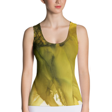 Load image into Gallery viewer, Tank Top:  September Sunflower