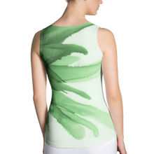 Load image into Gallery viewer, Tank Top:  Green Queen