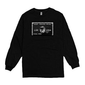 """Charge It 2 da Game"" Long Sleeve T-Shirt"