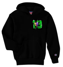 "Load image into Gallery viewer, ""Mardi Gras"" Champion Hoodie"
