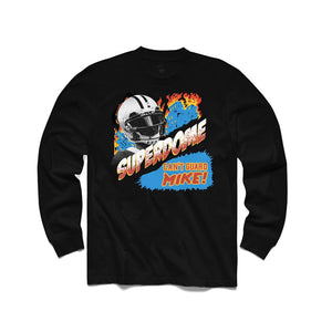 "Can't Guard Mike ""SUPERDOME"" Long Sleeve T-Shirt"