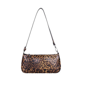 Abigail - animal print retro bag