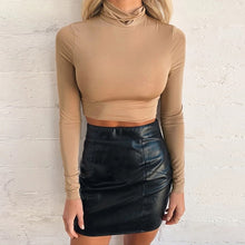 Load image into Gallery viewer, Emma long sleeve crop top