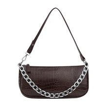 Load image into Gallery viewer, Allie - Alligator Pattern retro bag