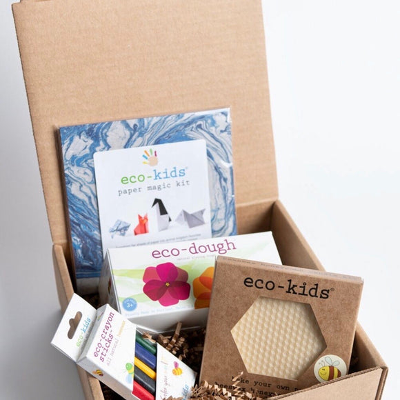 Eco-Dough Busy Box