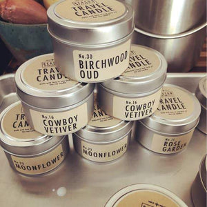 Beacon Mercantile Soy Candle - Woodstock Cabin-Beacon Mercantile-