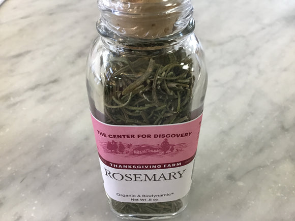 The Center for Discovery Thanksgiving Farm Rosemary