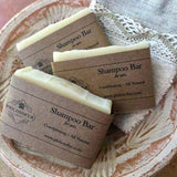Conditioning shampoo bars for pets.