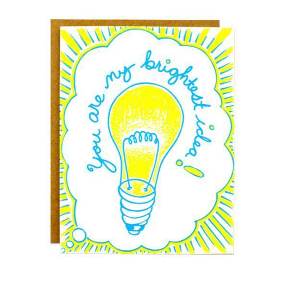 You Are My Brightest Idea-Gogoreego Paper-