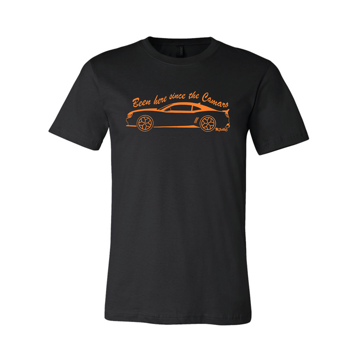 """Been Here Since The Camaro"" Tee shirt"