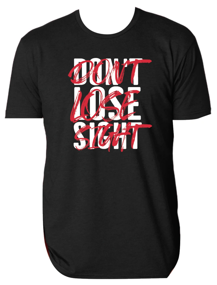 Don't Lose Sight Graffiti Tee