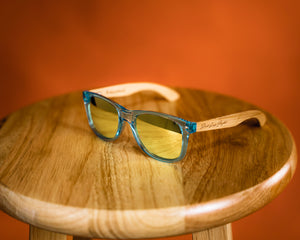 """The Weekenders"" Don't Lose Sight X Wearwood Sunglasses"